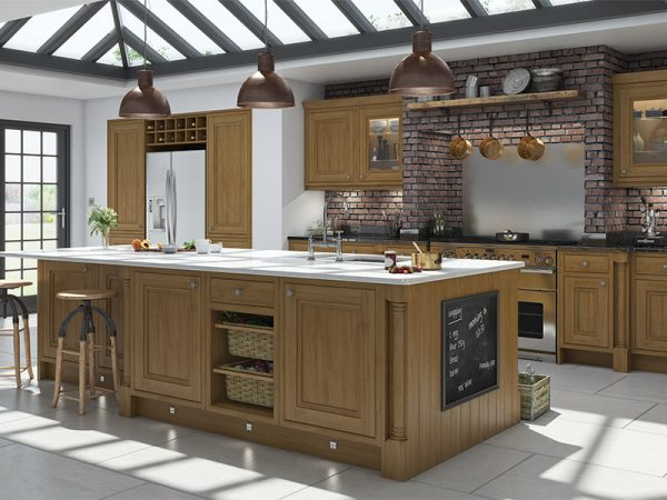 23 ayton kitchen in oak