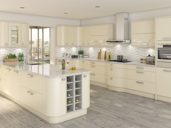 27 carrera kitchen in vanilla