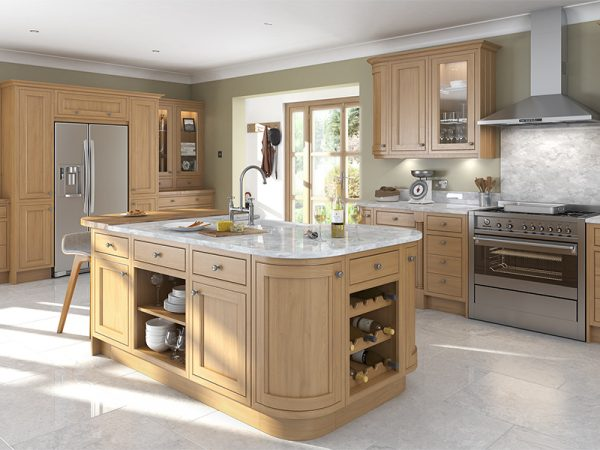 33 leeming kitchen in oak