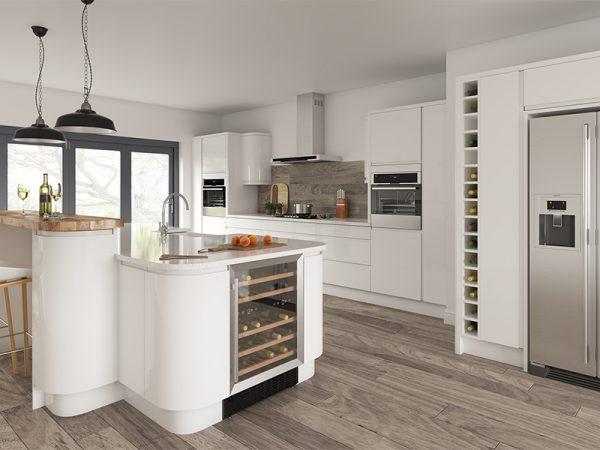 35 luca kitchen in gloss white