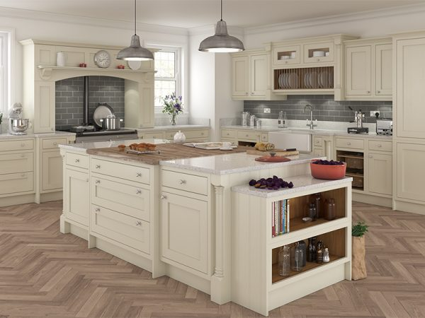 4 Inframe helmsley Kitchen in alabaster