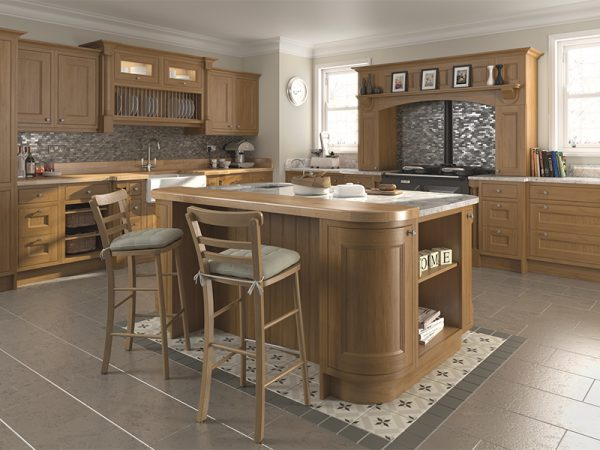 42 tockwith kitchen in oak
