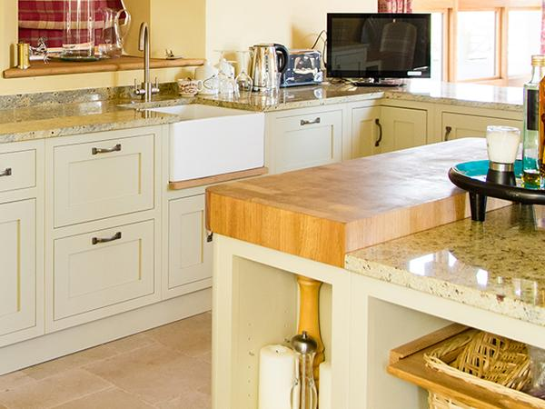 Shaker Painted Kitchens Worcestershire