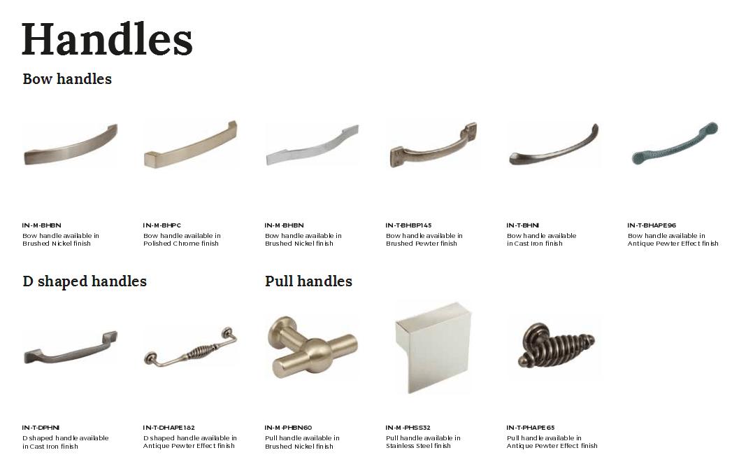 Kitchen-Handle-Styles-Worcestershire