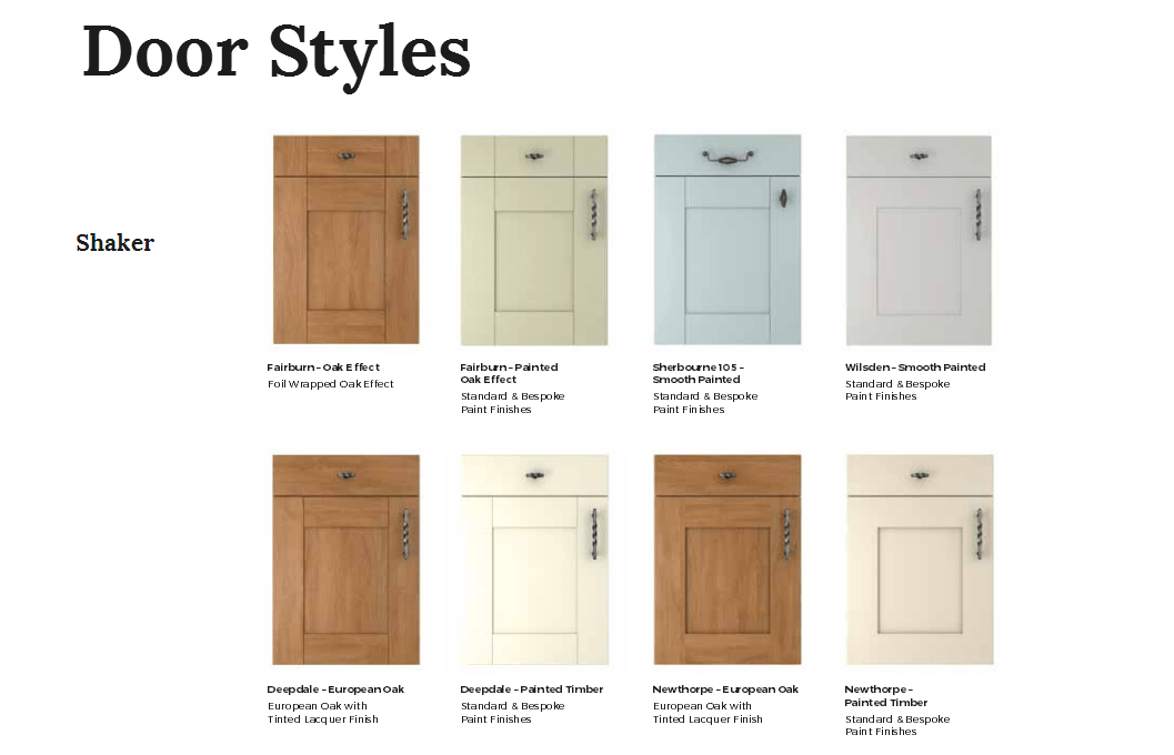 Shaker-Kitchen-Door-Styles-Worcestershire